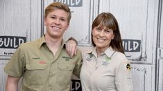 Terri Irwin shares beautiful never-before-seen photo of Steve Irwin with his then-newborn son