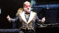Elton John blasts Perth security guards in a foul-mouthed tirade during concert