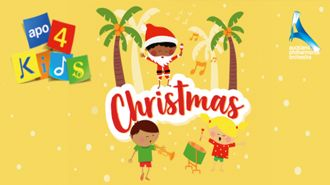 APO 4 KIDS - CHRISTMAS - WEST
