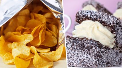 Potato chip company sparks outrage with its new lamington flavoured chips