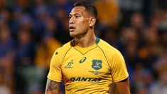 Israel Folau's reported payout from Rugby Australia has been leaked