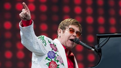 Over 200 people were turned away from Elton John's show in Adelaide on Wednesday night / Getty