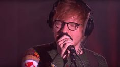 Ed Sheeran performs stunning live cover of the Pogues' Christmas classic 'Fairytale Of New York'