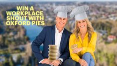 WAIKATO: A workplace pie shout with Jase & Bernie and Oxford Pies!