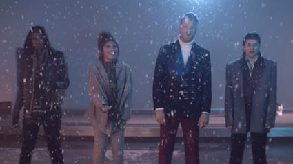 Pentatonix perform spine-chilling a cappella cover of the Beach Boy's 'God Only Knows'