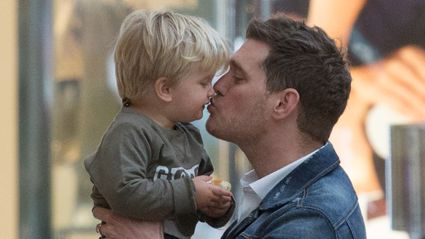 Michael Bublé reflects on his son Noah's devastating cancer diagnosis