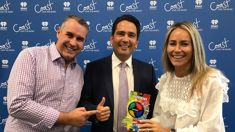 Simon Bridges tells Jason Reeves and Bernadine Oliver-Kerby who's on his 'Naughty or Nice' list this year