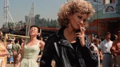 Olivia Newton-John's leather jacket from 'Grease' has been regifted to her in a sweet gesture