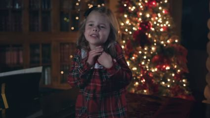 Six-year-old girl wows with stunning cover of 'Have Yourself A Merry Little Christmas'