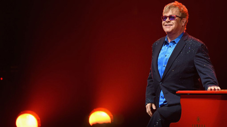 WATCH: Elton John talks about his favourite record stores, and the reasons why he loves vinyl so much