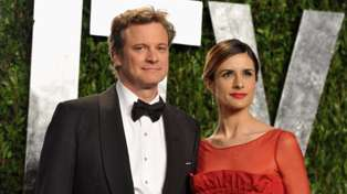 Colin Firth has split from his wife of 22 years