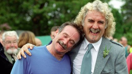 "Billy Connolly opens up about the last time he saw Robin Williams calling him ""haggard"""