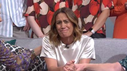 TVNZ's Jenny-May Clarkson breaks down when saying goodbye on last Breakfast show for 2019