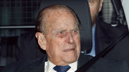 Buckingham Palace issues statement as Prince Philip taken to hospital