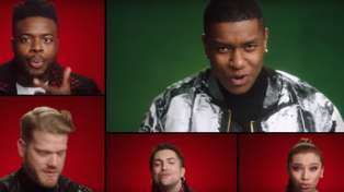 Pentatonix perform ultra-catchy Christmas a cappella cover of 'You're A Mean One, Mr. Grinch'