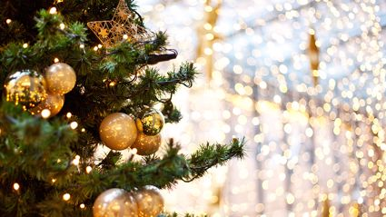 Decorations expert reveals we've been hanging our Christmas tree lights wrong
