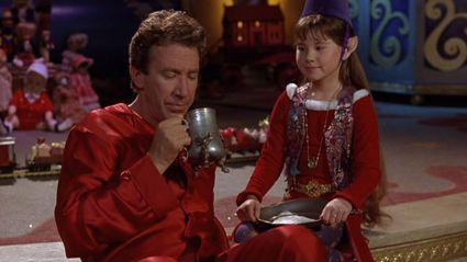 This is what the girl who played Judy the Elf in 'The Santa Clause' looks like now!