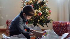 Mum sparks outrage after revealing she gave her three-year-old son a potato for Christmas