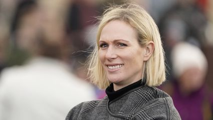 Zara Tindall has been banned from driving