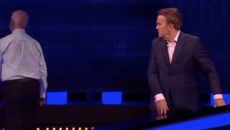 Bradley Walsh left confused after The Chase contestant hilariously walked off set