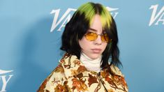 Billie Eilish announces she's performing the new James Bond theme tune