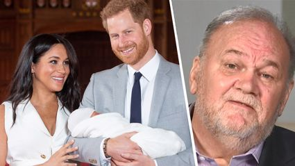 "Meghan Markle's estranged father Thomas hits out again claiming she ""destroyed"" the royal family"