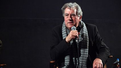 Terry Jones was 77. / Getty Images