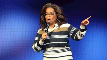 Oprah is in full support of the couples decision / Getty Images
