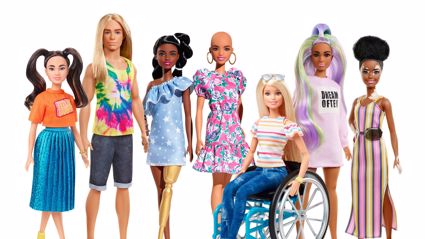Barbie has been given the ultimate 2020 maekover!