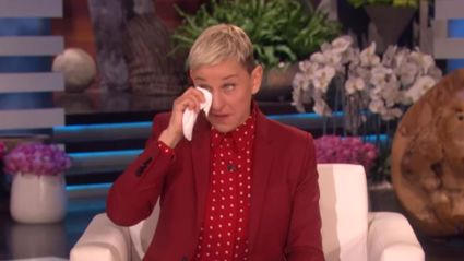 Ellen reminded her audience how fragile life is in the wake of Kobe Bryant's death. Photo / YouTube