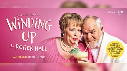 Win tickets to Auckland Theatre Company's 'Winding Up'