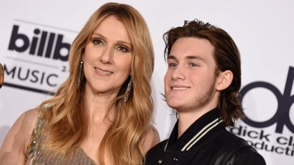 Céline Dion shares unseen photo of her eldest son with touching tribute for his 19th birthday