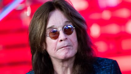 "Ozzy Osbourne doesn't think he'll be alive ""that much longer"""