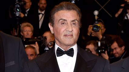 Sylvester Stallone stuns fans after ditching the hair dye and debuting a new silver fox look