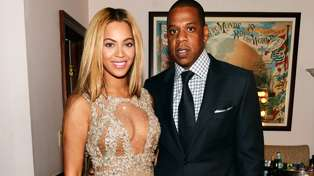 Beyoncé and Jay-Z spark outrage after they remained seated during national anthem at Super Bowl