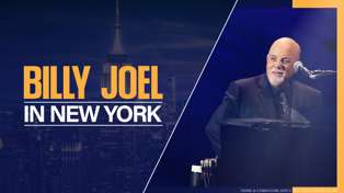 Win a trip to see Billy Joel live at Madison Square Garden in NEW YORK!