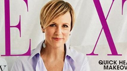 "Hilary Barry stuns fans after ""baring almost all"" for steamy magazine cover"
