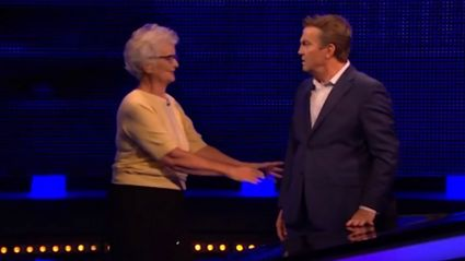 Bradley Walsh left speechless after The Chase contestant excitedly walks off set