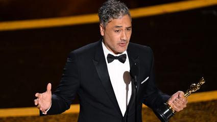 New Zealand's own Taika Waititi wins at the Academy Awards!