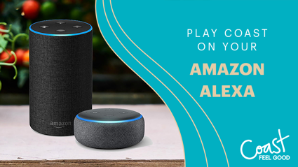 Stream Coast on your Amazon Alexa or in-home assistant