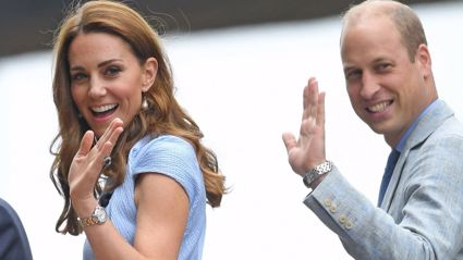 Prince William and Kate Middleton are reportedly heading down under!