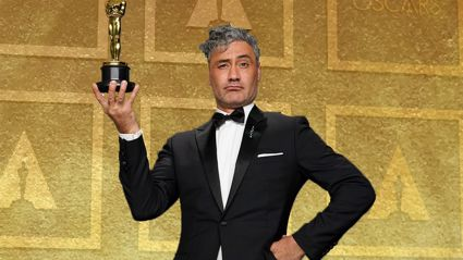 NEW ZEALAND born Taika Waititi