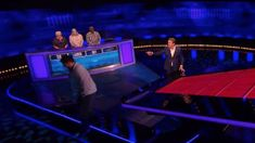 Bradley Walsh hilariously tells off The Chase contestant who walked off set into the audience