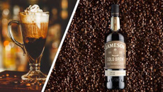 Jameson has released a limited edition coffee infused Whiskey