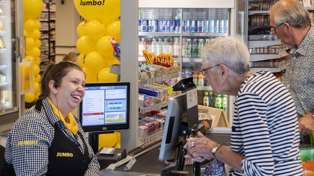 Introducing, 'Chat Checkouts', Where lonely individuals can have some quaility time with the cashier