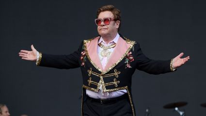 Elton John announces he's moving his Tuesday night Auckland show to Wednesday night