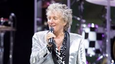 Rod Stewart filmed performing Nazi salute before punching security guard in New Year's Eve altercation
