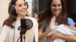 Kate Middleton opens up about raising royals