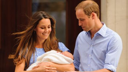 "Kate Middleton opens up about why she ""terrifyingly"" debuted her babies outside the Lindo Wing"