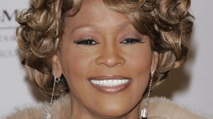 Whitney Houston's hologram makes its debut
